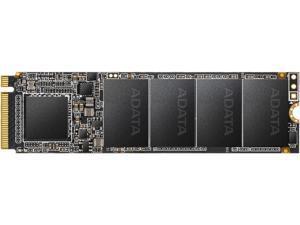 XPG SX6000 Pro M.2 2280 256GB PCI-Express 3.0 x4 2nd Gen. 64-layer 3D TLC Internal Solid State Drive (SSD) ASX6000PNP-256GT-C