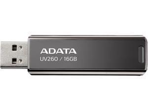 ADATA 16GB UV260 USB 2.0 Flash Drive (AUV260-16G-RBK)
