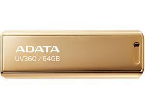 ADATA 64GB UV360 USB 3.2 Gen 1 Flash Drive (AUV360-64G-RGD)