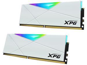 XPG SPECTRIX D50 16GB (2 x 8GB) 288-Pin DDR4 SDRAM DDR4 3200 (PC4 25600) Desktop Memory Model AX4U320038G16A-DW50