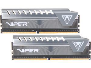 Patriot Viper Elite 16GB (2 x 8GB) 288-Pin DDR4 SDRAM DDR4 2666 (PC4 21300) Desktop Memory Model PVE416G266C6KGY