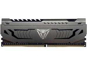 Patriot Viper Steel 8GB 288-Pin DDR4 SDRAM DDR4 3200 (PC4 25600) Desktop Memory Model PVS48G320C6