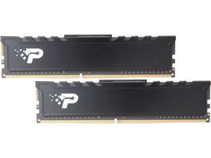Patriot 8GB (2 x 4GB) 288-Pin DDR4 SDRAM DDR4 2666 (PC4 21300) Desktop Memory Model PSP48G2666KH1