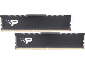 Patriot 8GB (2 x 4GB) 288-Pin DDR4 SDRAM DDR4 2400 (PC4 19200) Desktop Memory Model PSP48G2400KH1