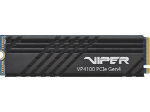 Patriot Viper Gaming VP4100 M.2 2280 1TB PCIe Gen4 x4, NVMe 1.3 Internal Solid State Drive (SSD) VP4100-1TBM28H