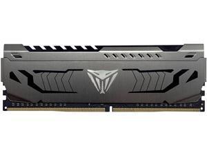 Patriot Viper Steel 16GB 288-Pin DDR4 SDRAM DDR4 3600 (PC4 28800) Intel XMP 2.0 Desktop Memory Model PVS416G360C8