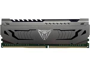 Patriot Viper Steel 16GB 288-Pin DDR4 SDRAM DDR4 3600 (PC4 28800) Intel XMP 2.0 Desktop Memory Model PVS416G360C8G