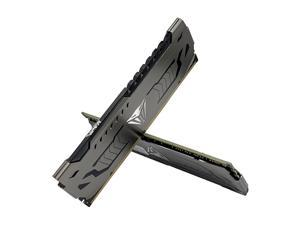 Patriot Viper Steel 32GB (2 x 16GB) 288-Pin DDR4 SDRAM DDR4 3600 (PC4 28800) Intel XMP 2.0 Desktop Memory Model PVS432G360C8GK