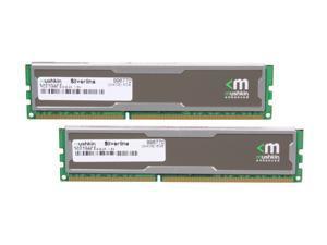 Mushkin Enhanced Silverline 8GB (2 x 4GB) 240-Pin DDR3 SDRAM DDR3 1333 (PC3 10666) Desktop Memory Model 996770