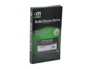 "Mushkin Enhanced Chronos 2.5"" 60GB SATA III Asynchronous MLC Internal Solid State Drive (SSD) MKNSSDCR60GB"