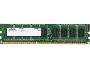 4x 4GB DDR3-1333 PC3-10600E ECC UDIMM Dell Poweredge R210 16GB Upgrade Kit