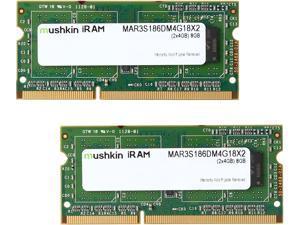 Mushkin Enhanced iRam 8GB (2 x 4GB) DDR3L 1866 (PC3L 14900) Memory for Late-2015 iMac (Core i5/i7) Model MAR3S186DM4G18X2