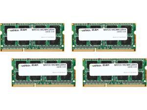 Mushkin Enhanced iRam 32GB (4 x 8GB) DDR3L 1866 (PC3L 14900) Memory for Late-2015 iMac (Core i5/i7) Model MAR3S186DM8G28X4