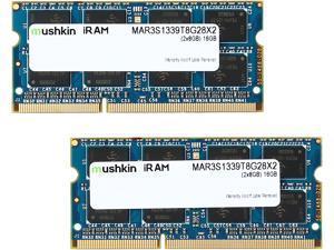 Mushkin Enhanced iRam 16GB (2 x 8GB) DDR3 1333 (PC3 10600) Memory for Apple Model MAR3S1339T8G28X2