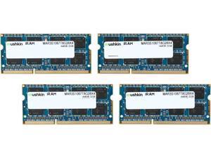 Mushkin Enhanced iRam 32GB (4 x 8GB) DDR3 1066 (PC3 8500) Memory for Apple Model MAR3S1067T8G28X4