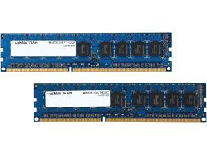 Mushkin Enhanced iRam 8GB (2 x 4GB) DDR3 1066 (PC3 8500) ECC Unbuffered Memory for Apple Model MAR3E1067T4GX2