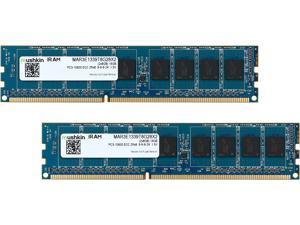 Mushkin Enhanced iRam 16GB (2 x 8GB) DDR3 1333 (PC3 10600) ECC Unbuffered Memory for Apple Model MAR3E1339T8G28X2