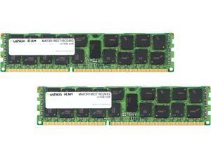 Mushkin Enhanced iRam 32GB (2 x 16GB) DDR3 1866 (PC3 14900) ECC Registered Memory for Apple Model MAR3R186DT16G24X2