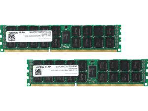 Mushkin Enhanced iRam 64GB (2 x 32GB) DDR3 1333 (PC3 10600) ECC Registered Memory for Apple Model MAR3R1339T32G44X2