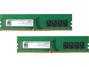 Mushkin Enhanced Essentials 32GB (2 x 16GB) 288-Pin DDR4 SDRAM DDR4 2133 (PC4 17000) Desktop Memory Model MES4U213FF16G28X2