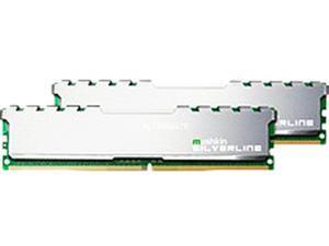 Mushkin Enhanced Silverline 64GB (2 x 32GB) 288-Pin DDR4 SDRAM DDR4 3200 (PC4 25600) Intel XMP 2.0 Desktop Memory Model MSL4U320NF32GX2