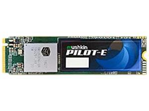 Mushkin Enhanced Pilot-E M.2 2280 250GB PCIe Gen3 x4 NVMe 1.3 3D TLC Internal Solid State Drive (SSD) MKNSSDPE250GB-D8