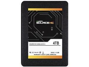 """Mushkin Enhanced SOURCE HC 2.5"""" 4TB SATA III 3D TLC Internal Solid State Drive (SSD) MKNSSDHC4TB"""