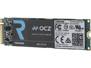 Toshiba OCZ RD400 M.2 256GB PCI-Express 3.0 x 4 MLC Internal Solid State Drive (SSD) RVD400-M22280-256G