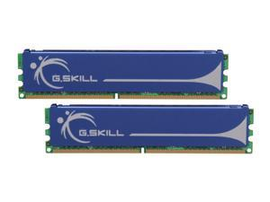 G.SKILL 4GB (2 x 2GB) 240-Pin DDR2 SDRAM DDR2 667 (PC2 5300) Dual Channel Kit Desktop Memory Model F2-5300CL4D-4GBPQ