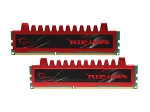 G.SKILL Ripjaws Series 4GB (2 x 2GB) 240-Pin DDR3 SDRAM DDR3 1600 (PC3 12800) Desktop Memory Model F3-12800CL9D-4GBRL