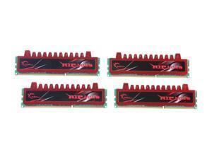 G.SKILL Ripjaws Series 16GB (4 x 4GB) 240-Pin DDR3 SDRAM DDR3 1066 (PC3 8500) Desktop Memory Model F3-8500CL7Q-16GBRL