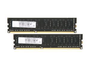 G.SKILL Value Series 8GB (2 x 4GB) 240-Pin DDR3 SDRAM DDR3 1333 (PC3 10600) Desktop Memory Model F3-10600CL9D-8GBNT