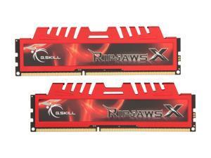 G.SKILL Ripjaws X Series 8GB (2 x 4GB) 240-Pin DDR3 SDRAM DDR3 2133 (PC3 17000) Desktop Memory Model F3-17000CL11D-8GBXL