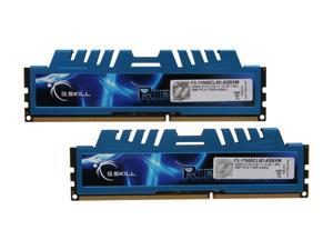 G.SKILL Ripjaws X Series 8GB (2 x 4GB) 240-Pin DDR3 SDRAM DDR3 2133 (PC3 17000) Desktop Memory Model F3-17000CL9D-8GBXM