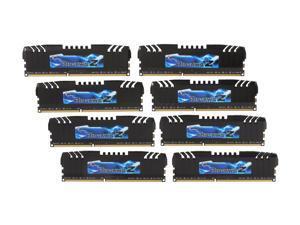 G.SKILL Ripjaws Z Series 32GB (8 x 4GB) 240-Pin DDR3 SDRAM DDR3 2133 (PC3 17000) Desktop Memory Model F3-17000CL9Q2-32GBZH
