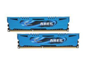 G.SKILL Ares Series 8GB (2 x 4GB) 240-Pin DDR3 SDRAM DDR3 2133 (PC3 17000) Desktop Memory Model F3-2133C9D-8GAB