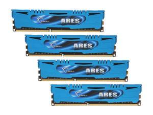 G.SKILL Ares Series 16GB (4 x 4GB) 240-Pin DDR3 SDRAM DDR3 2133 (PC3 17000) Desktop Memory Model F3-2133C9Q-16GAB