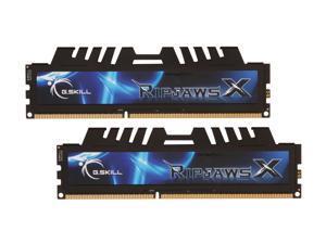 G.SKILL Ripjaws X Series 16GB (2 x 8GB) 240-Pin DDR3 SDRAM DDR3 2133 (PC3 17000) Desktop Memory Model F3-2133C9D-16GXH