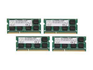 G.SKILL 32GB (4 x 8GB) DDR3 1333 (PC3 10600) Memory for Apple Model FA-1333C9Q-32GSQ