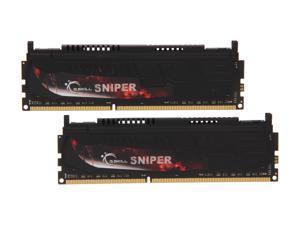 G.SKILL Sniper Gaming Series 16GB (2 x 8GB) 240-Pin DDR3 SDRAM DDR3 1600 (PC3 12800) Desktop Memory Model F3-1600C9D-16GSR