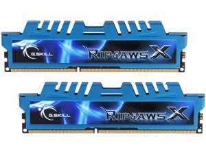 G.SKILL Ripjaws X Series 16GB (2 x 8GB) 240-Pin DDR3 SDRAM DDR3 2133 (PC3 17000) Desktop Memory Model F3-2133C10D-16GXM