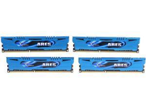 G.SKILL Ares Series 32GB (4 x 8GB) 240-Pin DDR3 SDRAM DDR3 2133 (PC3 17000) Desktop Memory Model F3-2133C10Q-32GAB