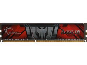 G.SKILL AEGIS 8GB 240-Pin DDR3 SDRAM DDR3 1600 (PC3 12800) Desktop Memory Model F3-1600C11S-8GIS