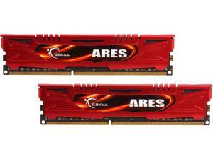 G.SKILL Ares Series 16GB (2 x 8GB) 240-Pin DDR3 SDRAM DDR3 2133 (PC3 17000) Desktop Memory Model F3-2133C11D-16GAR