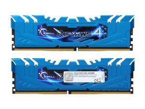 G.SKILL Ripjaws 4 Series 32GB (4 x 8GB) 288-Pin DDR4 SDRAM DDR4 2133 (PC4 17000) Desktop Memory Model F4-2133C15Q-32GRB