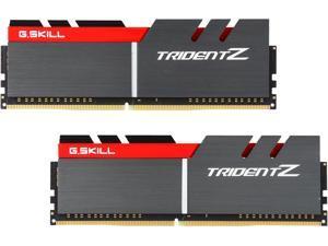 G.SKILL TridentZ Series 16GB (2 x 8GB) 288-Pin DDR4 SDRAM DDR4 3000 (PC4 24000) Intel Z370 Platform Desktop Memory Model F4-3000C15D-16GTZ