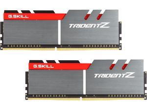 G.SKILL TridentZ Series 8GB (2 x 4GB) 288-Pin DDR4 SDRAM DDR4 3200 (PC4 25600) Intel Z370 Platform Desktop Memory Model F4-3200C16D-8GTZB