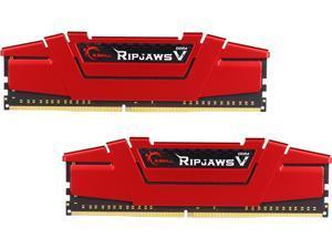 G.SKILL Ripjaws V Series 16GB (2 x 8GB) 288-Pin DDR4 SDRAM DDR4 3000 (PC4 24000) Intel XMP 2.0 Desktop Memory Model F4-3000C15D-16GVRB