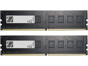 G.SKILL Value Series 8GB (2 x 4GB) 288-Pin DDR4 SDRAM DDR4 2400 (PC4 19200) Intel Z170 Platform / Intel X99 Platform Desktop Memory Model F4-2400C15D-8GNT