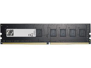 G.SKILL NT Series 8GB 288-Pin DDR4 SDRAM DDR4 2400 (PC4 19200) Intel Z170 Platform / Intel X99 Platform Desktop Memory Model F4-2400C15S-8GNT